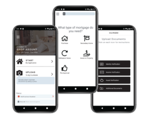 Shop Your Own Mortgage App Screen